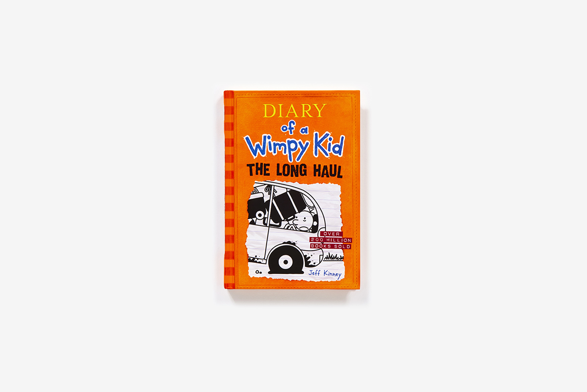 The Long Haul Diary Of A Wimpy Kid 9 Hardcover Abrams
