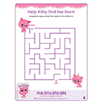 Download These <em> Itty-Bitty Kitty-Corn</em> Activities